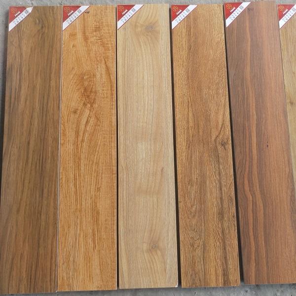 Gạch giả gỗ đa dạng mẫu mã, màu sắc, kiểu dáng