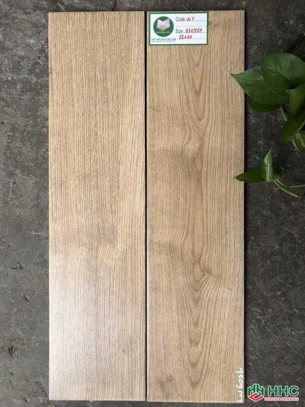 gạch giả gỗ 15x60 wy9509-1